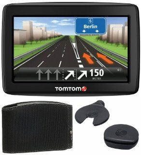 TomTom Start 25 Central Europe Traffic Komfort Edition Navigationssystem (13 cm (5 Zoll) Display, TMC, IQ Routes, Kartenslot, Europa 19): Navigation & Car HiFi