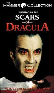 Scars of Dracula [VHS]: Christopher Lee, Dennis Waterman, Jenny Hanley, Christopher Matthews, Patrick Troughton, Michael Gwynn, Michael Ripper, Wendy Hamilton, Anouska Hempel, Delia Lindsay, Bob Todd, Toke Townley, Moray Grant, Roy Ward Baker, James Needs,