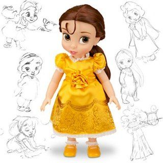 Disney Animators' Collection Belle Doll   16'': Toys & Games