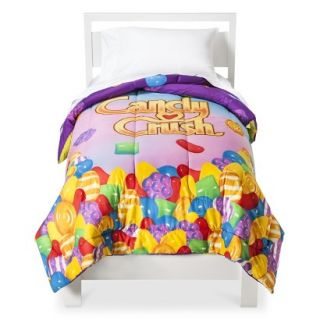 Candy Crush Comforter   Twin