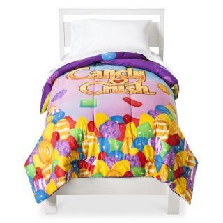 Candy Crush Comforter   Twin