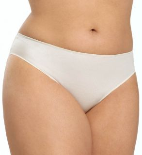 TC Fine Intimates A4 003 Microfiber Wonderful Edge Hipster Plus Size Panty