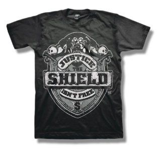 """WWE The Shield """"Justice Isn't Free"""" Adult Size XL T Shirt"""