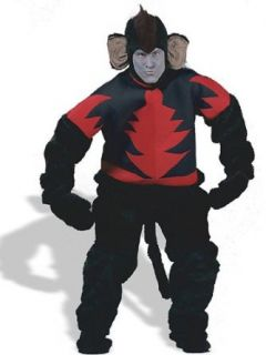 Peter Alan Inc   Flying Monkey Adult Costume: Adult Sized Costumes: Clothing