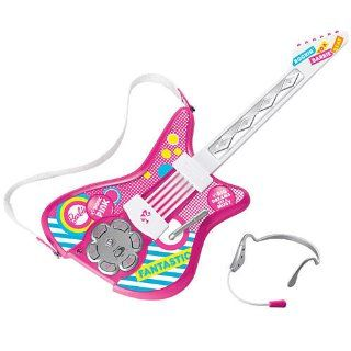 Barbie Rock Star Guitar: Toys & Games