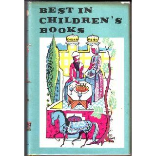 Best in Children's Books Volume 5 Aladdin & the Lamp, Travels of Babar, Wynken, Blynken & Nod, Little Known Mammals, Trucks Are Fun, Funny Words & Riddles, Daniel Boone, Birds Build Their Homes, Snipp, Snapp & Snurr & the Red Shoes