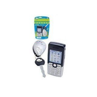 Great Kids Toy! Lets Go Set: Play Cell Phone and Key Alarm   (Two assorted styles: Silver bar phone set and Pink flip phone set): Toys & Games