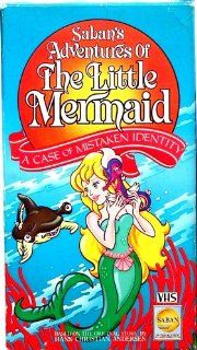 Saban's Adventures of The Little Mermaid A Case of Mistaken Identity Movies & TV