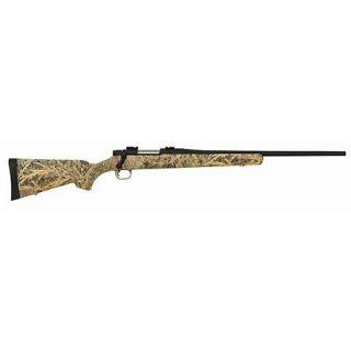 Mossberg 4 + 1 270 Bolt Action Rifle/Matte Blue Finish/Mossy Oak Brush Stock 417808