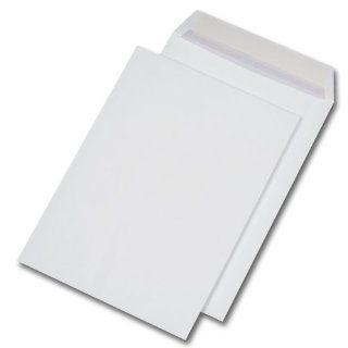 250 Versandtaschen C4 229 x 324 mm, haftklebend, ohne Fenster, 90g/qm: Bürobedarf & Schreibwaren