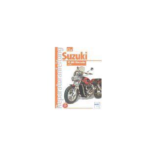 Suzuki VZ 800 Marauder (Reparaturanleitungen): Ralf Knop: Bücher