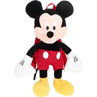 Disney Mickey Mouse Plush Toy Backpack