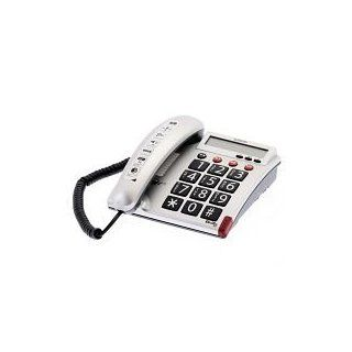Audioline BigTel 48 Telefon gro�e Tasten und: Elektronik