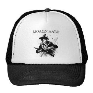 Molon Labe Minuteman Hat
