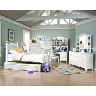 ... Legacy Classic Furniture Summer Breeze Low Poster Bed U0026 Reviews ...