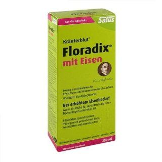 Floradix mit Eisen, Tonikum, 250 ml: Lebensmittel & Getr�nke