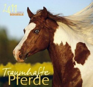 Pferd 2011: Foto   und Notizkalender: Gabriele Boiselle: Bücher