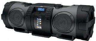 JVC RV NB 52 Stereo Radio Rekorder (CD / Player, UKW Tuner, 40 Watt, Apple iPod Dock, USB 2.0) schwarz Audio & HiFi