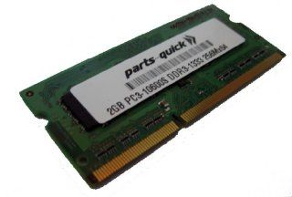 2GB DDR3 Memory Upgrade for Acer Aspire One AOD255E Series Netbook Atom N550 PC3 10600 204 pin 1333MHz Laptop SODIMM RAM (PARTS QUICK BRAND): Computers & Accessories