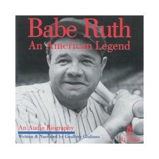 Babe Ruth  An American Legend Soundworks 9781885959645 Books