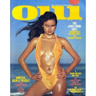 Oui Magazine April 1979 [Paperback]: Playboy: Books