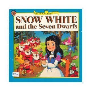 Snow White and the Seven Dwarfs (Fun to Read Fairy Tales) (Honey Bear Books) Shogo Hirata 9781561440924 Books