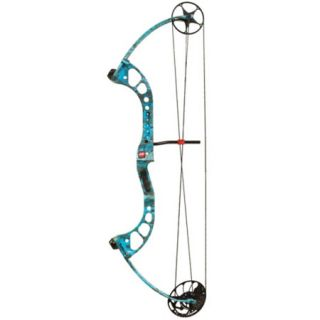 PSE Wave Bowfishing Compound Bow LH 40 lbs. H2O XL Camo 744186