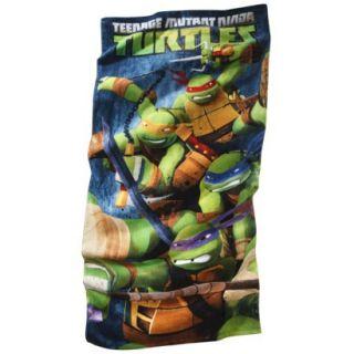 Teenage Mutant Ninja Turtles Beach Towel   1 pack