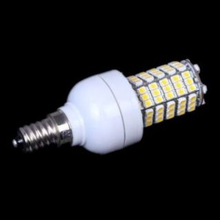 Po E12 120 Leds 3528 SMD Corn Light Bulb Lamp Warm White 85 265v for Home   Led Household Light Bulbs