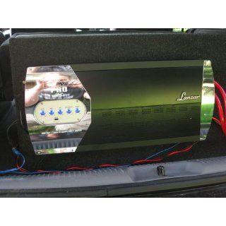 Lanzar MXA282 Max Pro 4000 Watt 2 Channel High Power Mosfet Amplifier  Vehicle Stereo Amplifiers