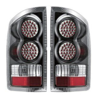 APC 407524TLB Dodge Ram Diamond Cut Tail Light Assembly: Automotive