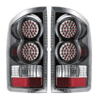 APC 407524TLB Dodge Ram Diamond Cut Tail Light Assembly: Automotive