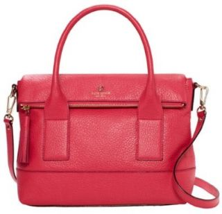 Kate Spade New York Womens Leather Southport Ave Carmen, Rngwld Pink, One Size Shoes