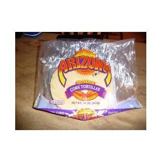 Arizona Brand Corn Tortillas (2 packages) : Grocery & Gourmet Food