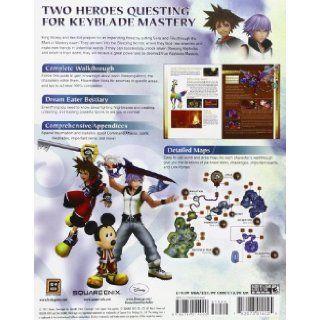 Kingdom Hearts 3D Dream Drop Distance Signature Series Guide (Bradygames Signature Guides) BradyGames 9780744014020 Books