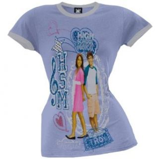 High School Musical   Love Song Girl's T Shirt Movie And Tv Fan T Shirts Clothing