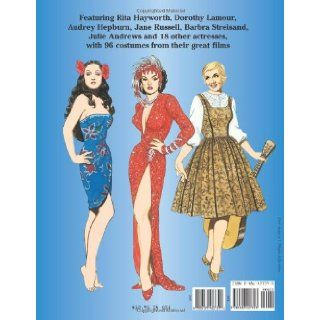 Hollywood Movie Star Paper Dolls 24 Great Actresses with Costumes from Their Films (Dover Celebrity Paper Dolls) Tom Tierney, Paper Dolls, Paper Dolls for Grownups 9780486427393  Kids' Books