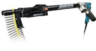 Simpson Strong Tie PRO300SM35K Quik Drive Auto Feed System with Makita 3500 RPM Scredriver Motor   Power Screw Guns