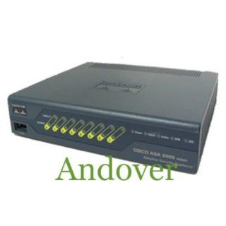 Cisco ASA5505 BUN K9 ASA 5505 10 User IPSec 3DES Firewall: Computers & Accessories