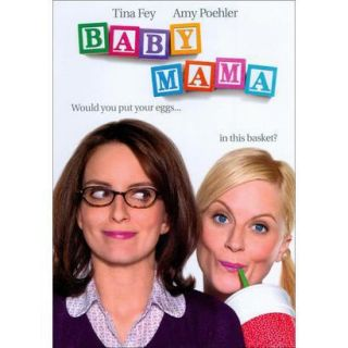 Baby Mama (With $10 Little Fockers Movie Cash) (