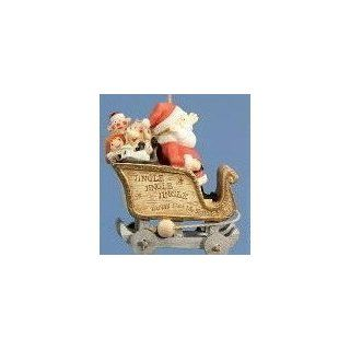 "Rudolph Santa/misfit Toys ""Vintage Toys"" Style Ornament   Decorative Hanging Ornaments"