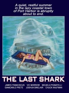 The Last Shark (1981) James Franciscus, Vic Morrow, Micaela Pignatelli, Joshua Sinclair  Instant Video