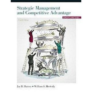Strategic Management And Competitive Advantage (