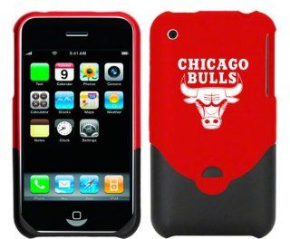 Chicago Bulls iPhone 3G Duo Case : Sports Fan Cell Phone Accessories : Sports & Outdoors