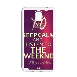 Custom The Weeknd XO Back Cover Case for Samsung Galaxy Note 3 OL 383: Cell Phones & Accessories