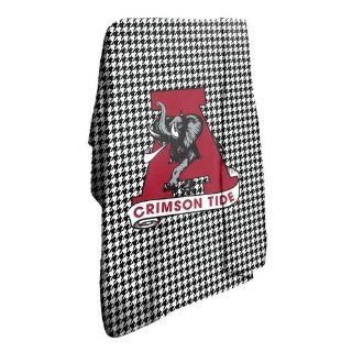 Alabama Crimson Tide Bama Fleece Blanket Throw 50x60 : Sports Fan Throw Blankets : Sports & Outdoors