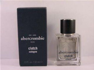 Abercrombie CLUTCH cologne 1 fl oz  Ambercrombie Fitch Cologne  Beauty