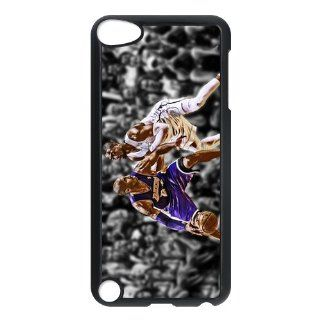 key Custombox NBA Popular Star Los Angeles Lakers Kobe Bryant and Miami Heat Dwyane Wade Ipod Touch 5 Best Plastic Case for Fans   Players & Accessories