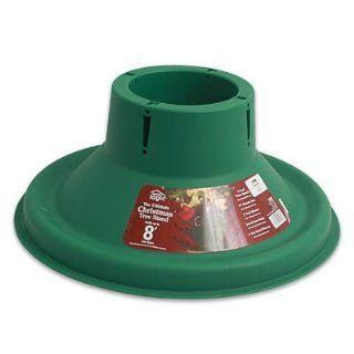 5 gal capacity plastic christmas tree stand for trees up to 8 tall