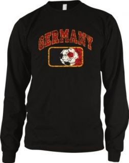 Germany Soccer Thermal Shirt, Deutschland Fussball Shirt, International Soccer Thermal Clothing